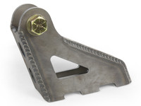This is the GenRight axle side Front Trac Bar mount for the Jeep JK & JKU