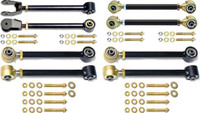 Currie short arm suspension kit for the Jeep TJ or LJ