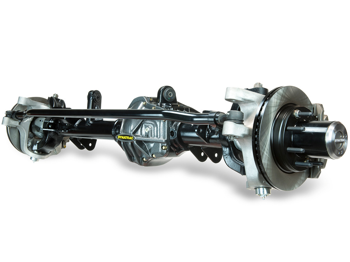 Dynatrac ProRock XD60 Front Axle with forged aluminum knuckles