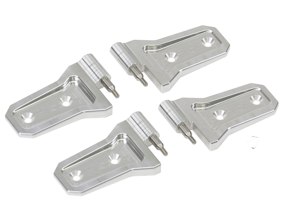 Billet Door Hinges for the Jeep JK
