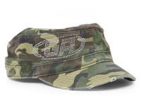 Women's Camo Bling Hat