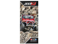 GenRight Jeep YJ Trifold Brochure (Qty of 250)
