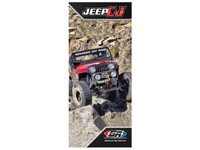 GenRight Jeep CJ Trifold Brochure (Qty of 250)