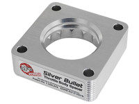 AFE Power Silver Bullet Throttle Body Spacer (Jeep TJ & YJ 91-06 I6-4.0L)
