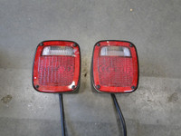 Factory Jeep Wrangler Tail Lights