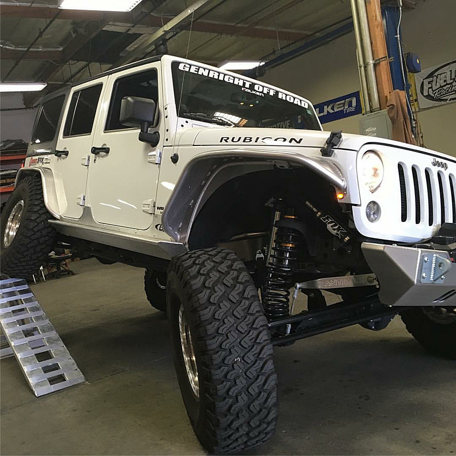 Jeep Lift Kit >> Genright 4 Lift Kit Jeep Wrangler Jk