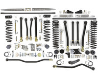 "GenRight Spec Currie 4"" Lift for the Jeep Wrangler JKU"