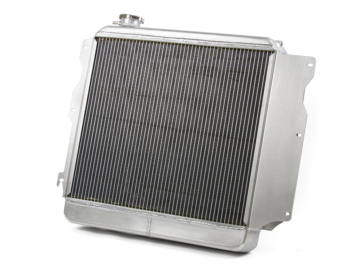 Optional Custom Hi-clearance Griffin Radiator