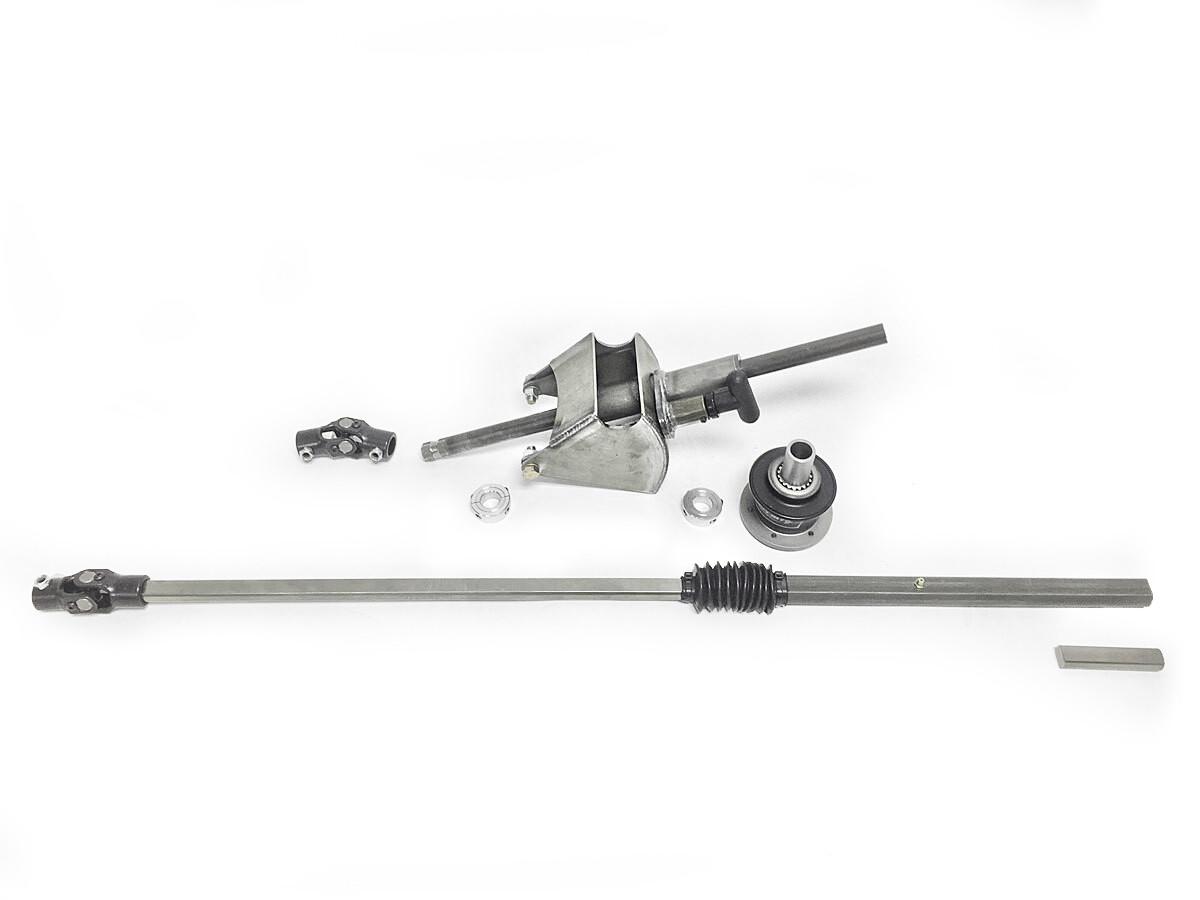 GenRight's universal steering column kit STK-8200
