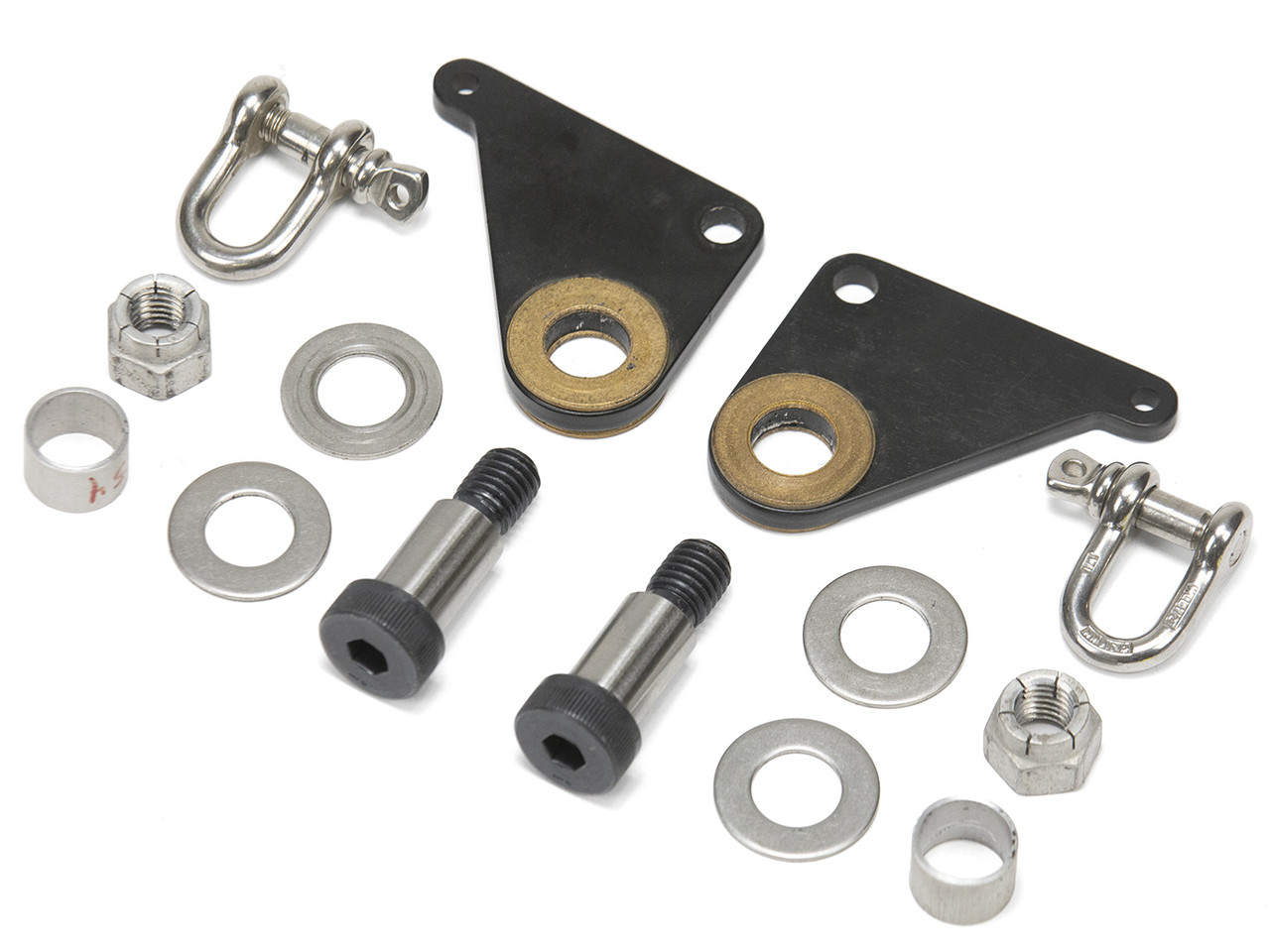 GenRight Bellcrank Parking Brake Kit