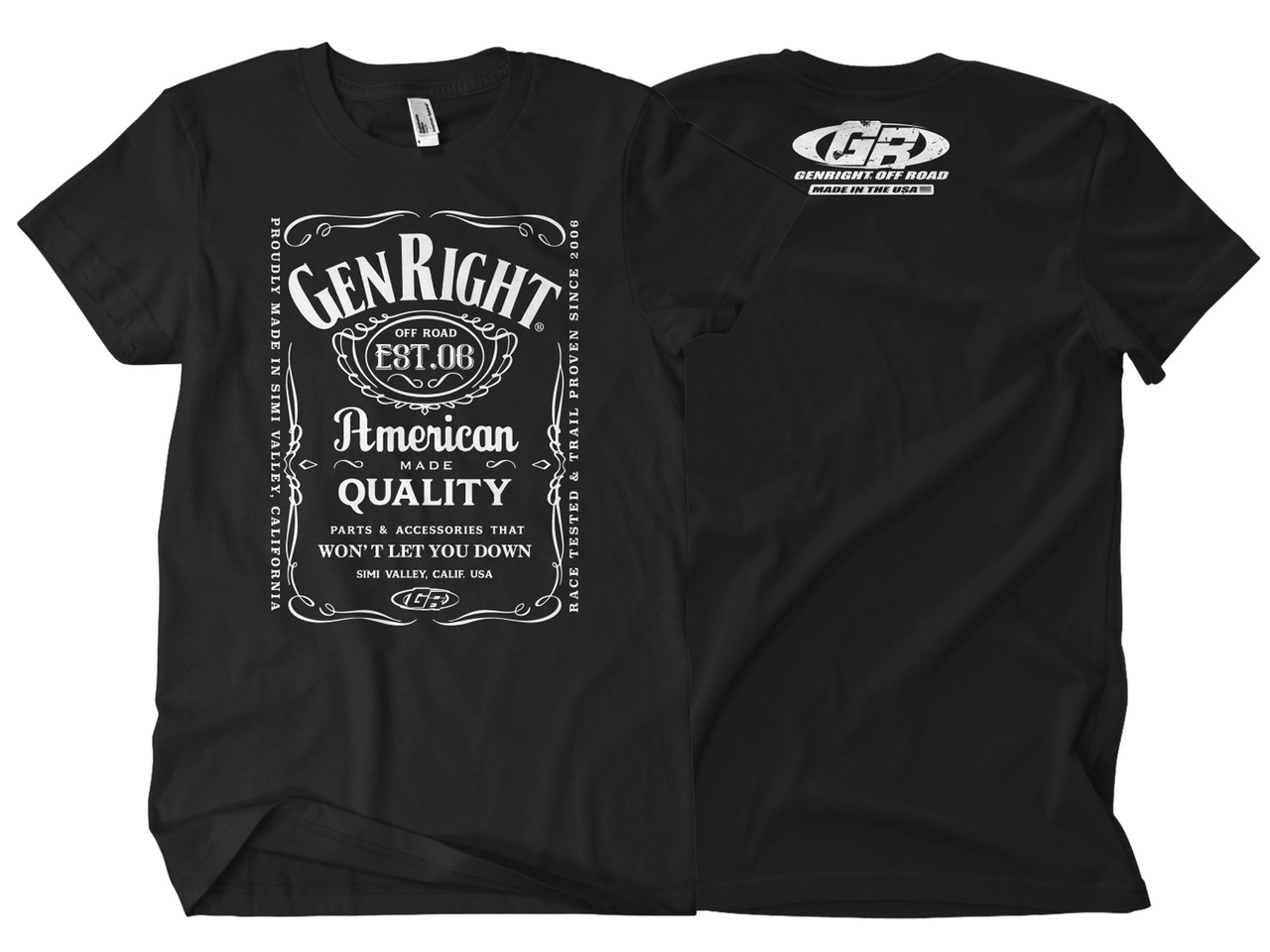 GenRight Mens Whiskey Shirt
