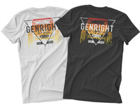 GenRight Mens Limited Edition Icon Shirt 26696a28b767