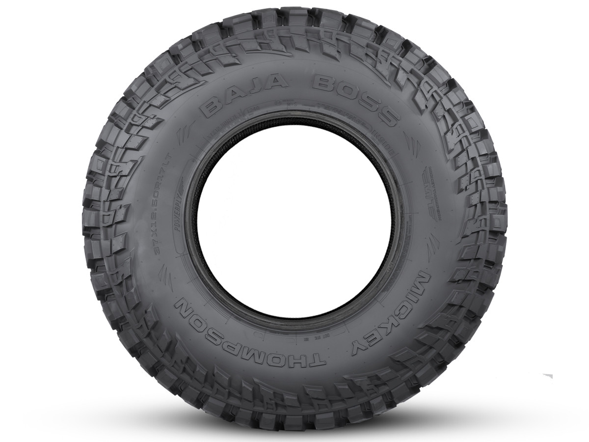 Mickey Thompson Baja Boss Extreme Mud Terrain Tire