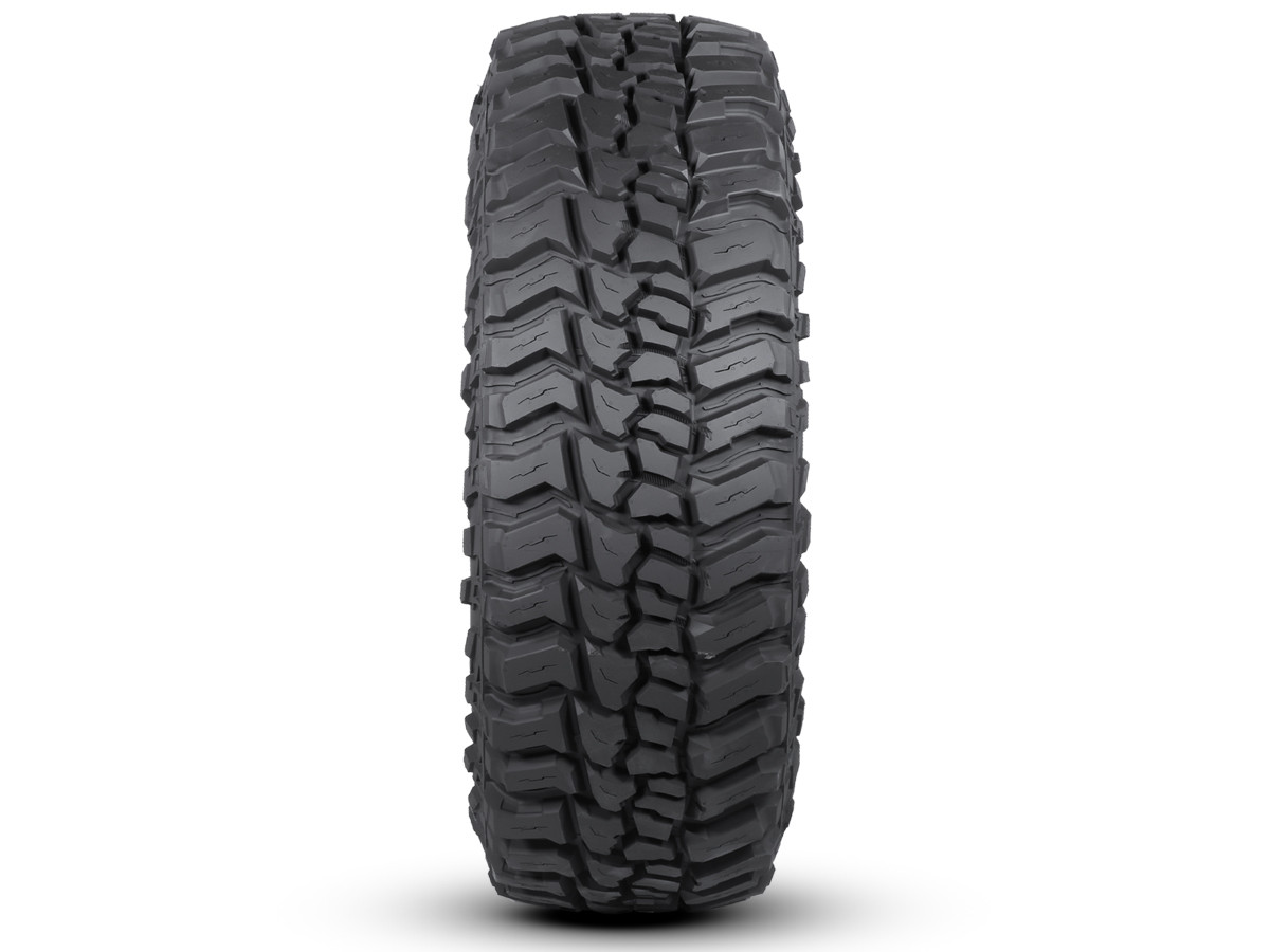 Mickey Thompson Baja Boss Extreme Mud Terrain Tire Tread Pattern