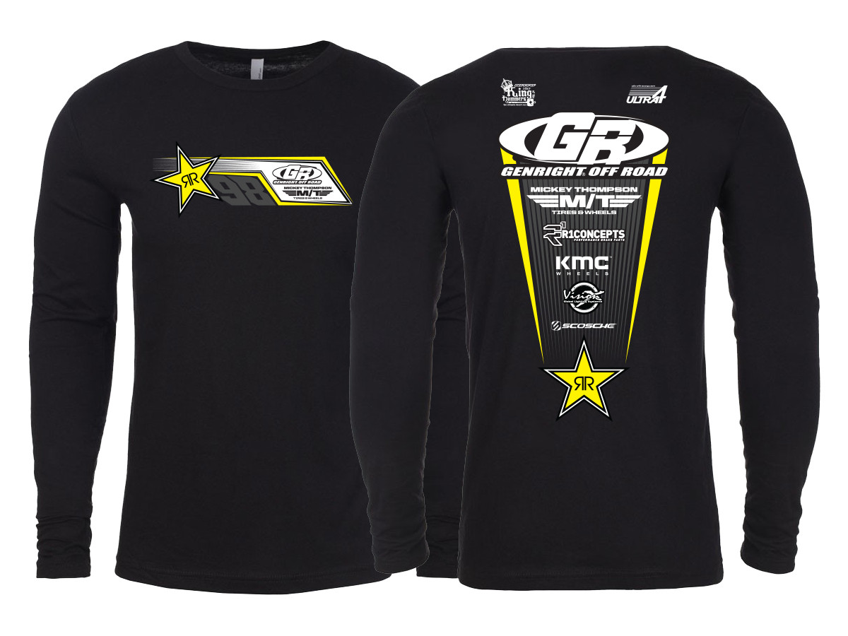 GenRight KOH 2019 Team Edition Long Sleeve Tee  361f15ab58d1