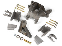 "JK Elite Front Axle Bracket Kit w/Trac Bar mount for 3.75"" diameter axle tubes on Pro Rock 60"