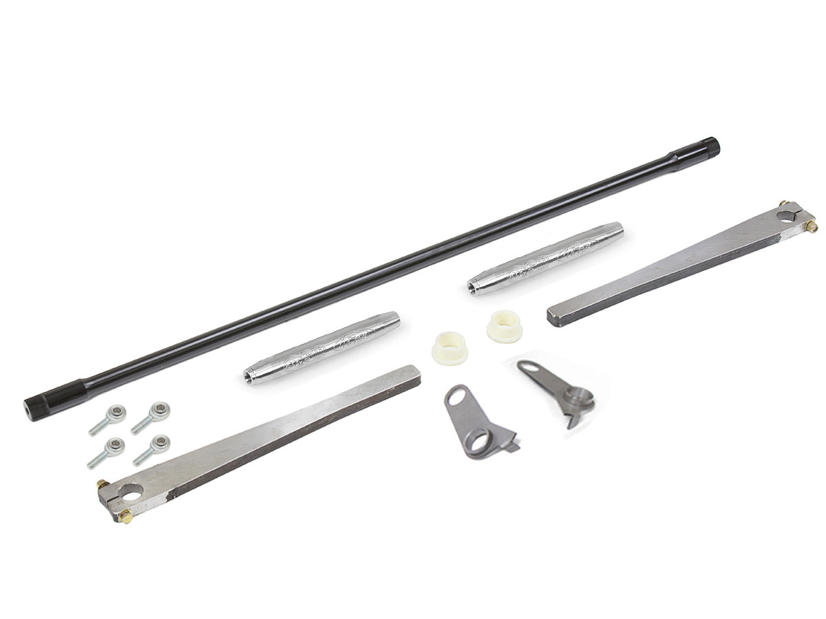 GenRight Off Road Rear Sway Bar Kit for the Jeep LJ with Tracer Suspension