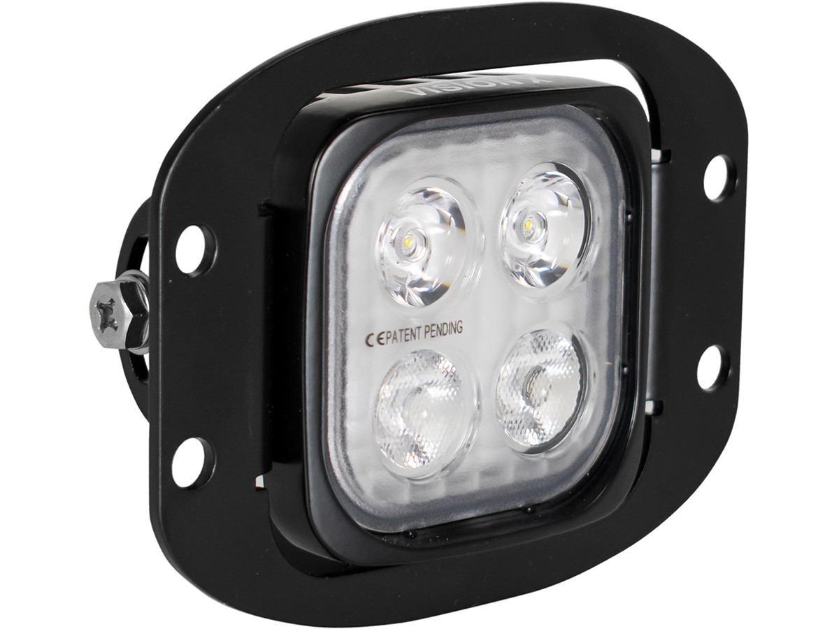VisionX Duralux Flush Mount Driving Light