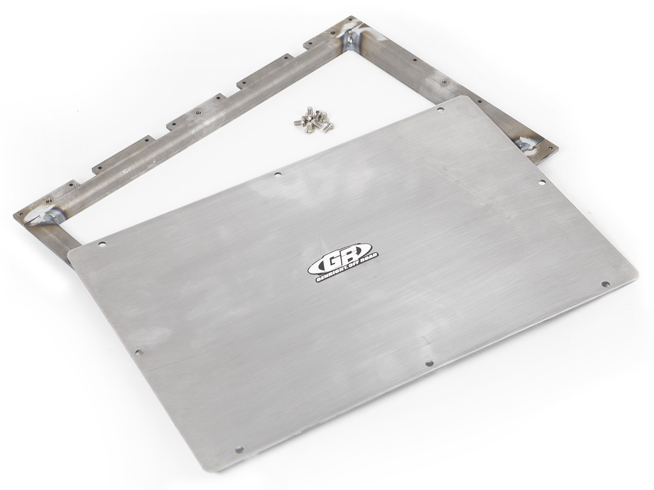 GenRight Jeep TJ floor plate assembly