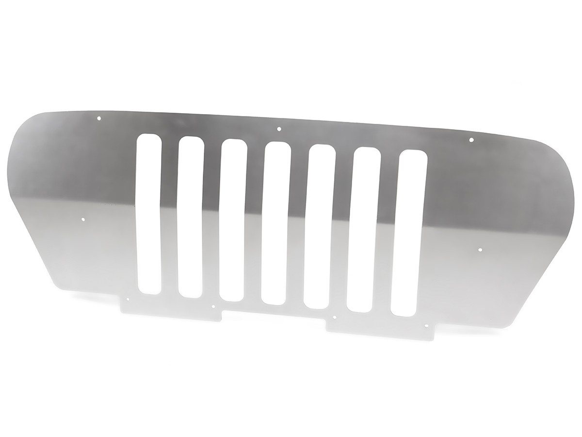 Jeep Grille, aluminum blank