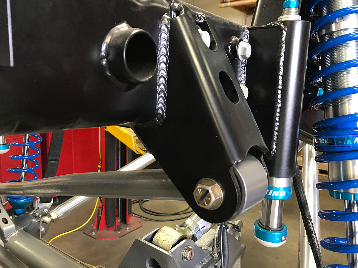 "1/4"" thick frame side mount fits the frame perfectly"