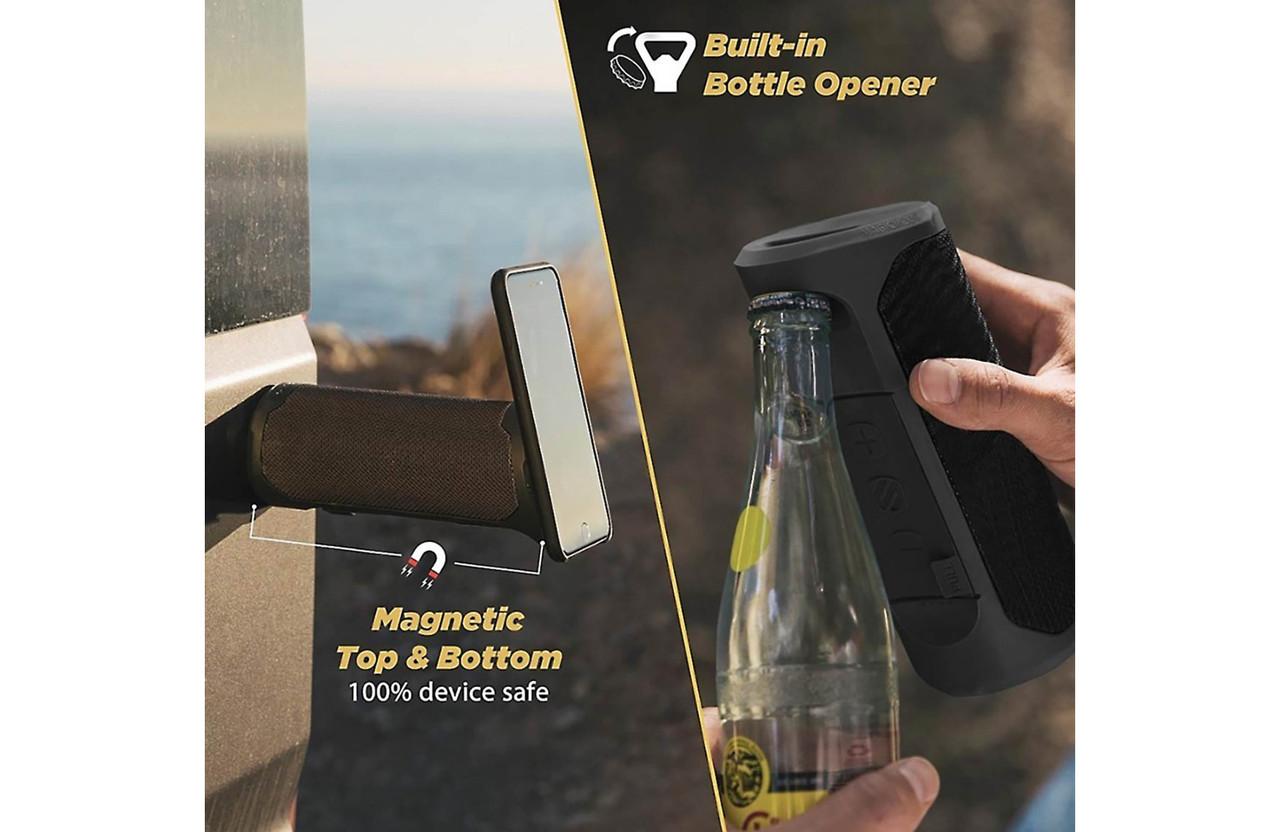 Scosche BoomBottle® MM Waterproof Mobile Speaker