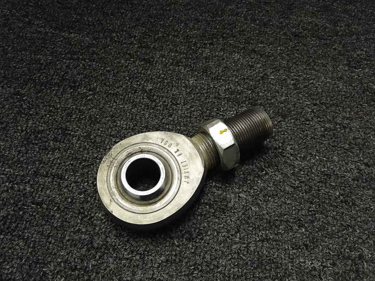 "Used FK Rod End with 1-1/4"" - 12 Left hand thread"