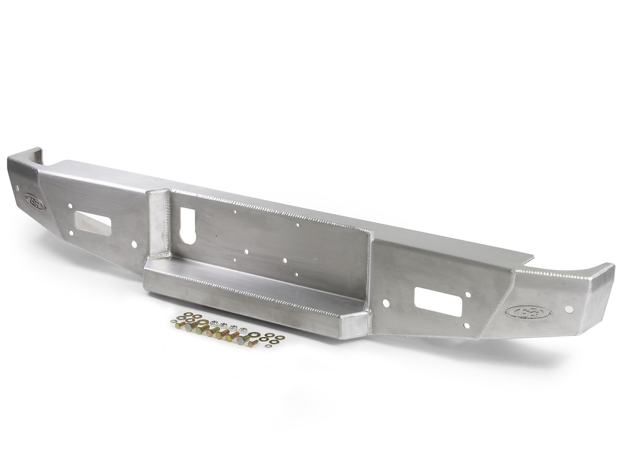 Jeep Gladiator (JT) Aluminum Rear Bumper (With Supplied Hardware)