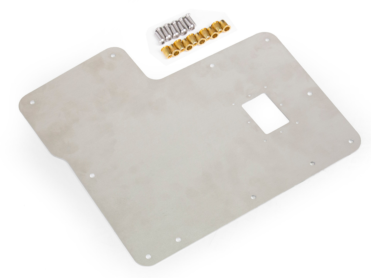 Transmission Tunnel Cover Plate for Jeep TJ & LJ