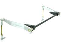 JK Antirock Front Sway Bar Kit (Aluminum Arms & Frame Brackets)
