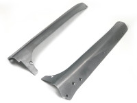 GenRight windshield guards for the Jeep Wrangler TJ or LJ