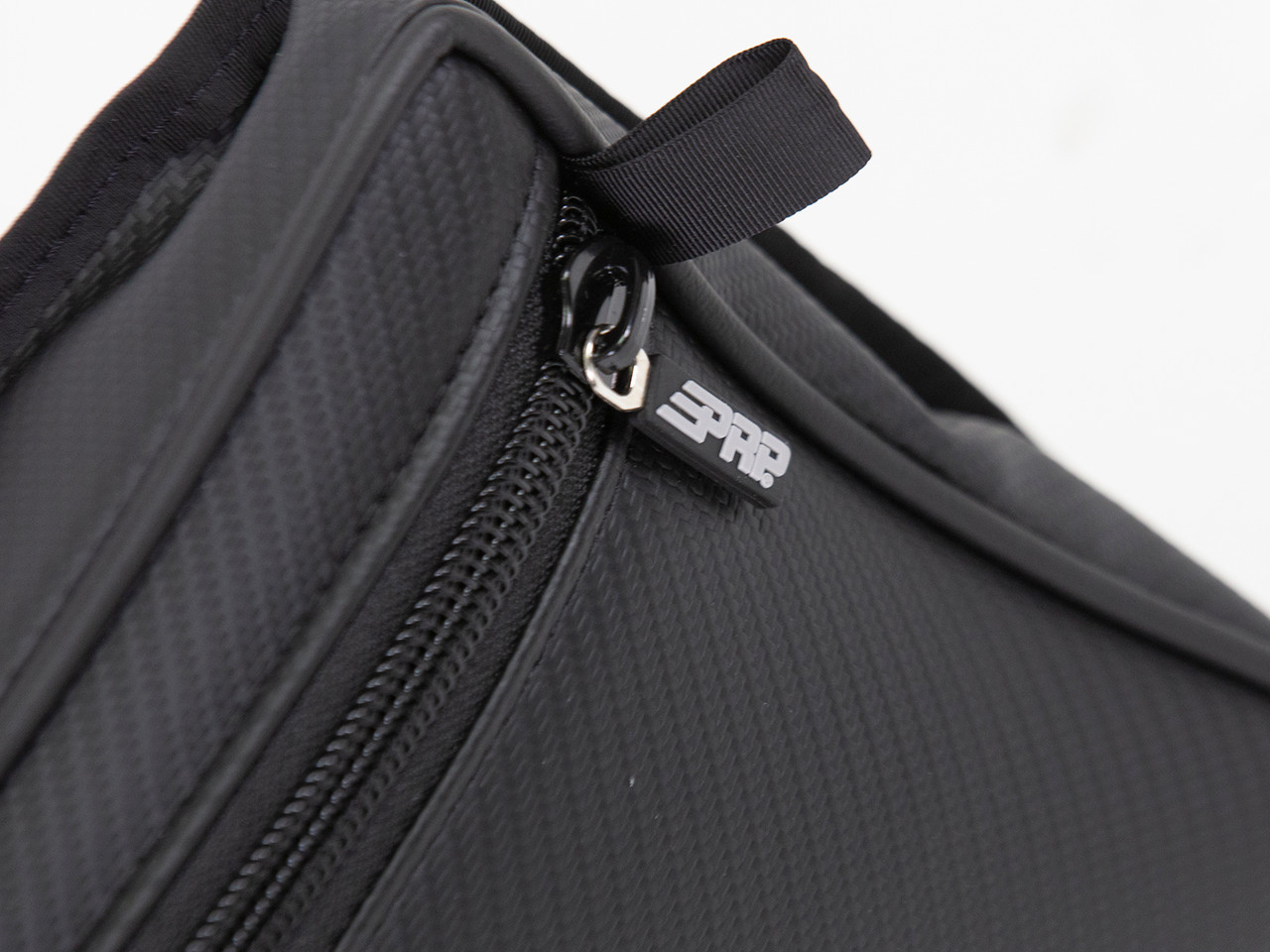Heavy duty zippers and durable vinyl coated nylon construction