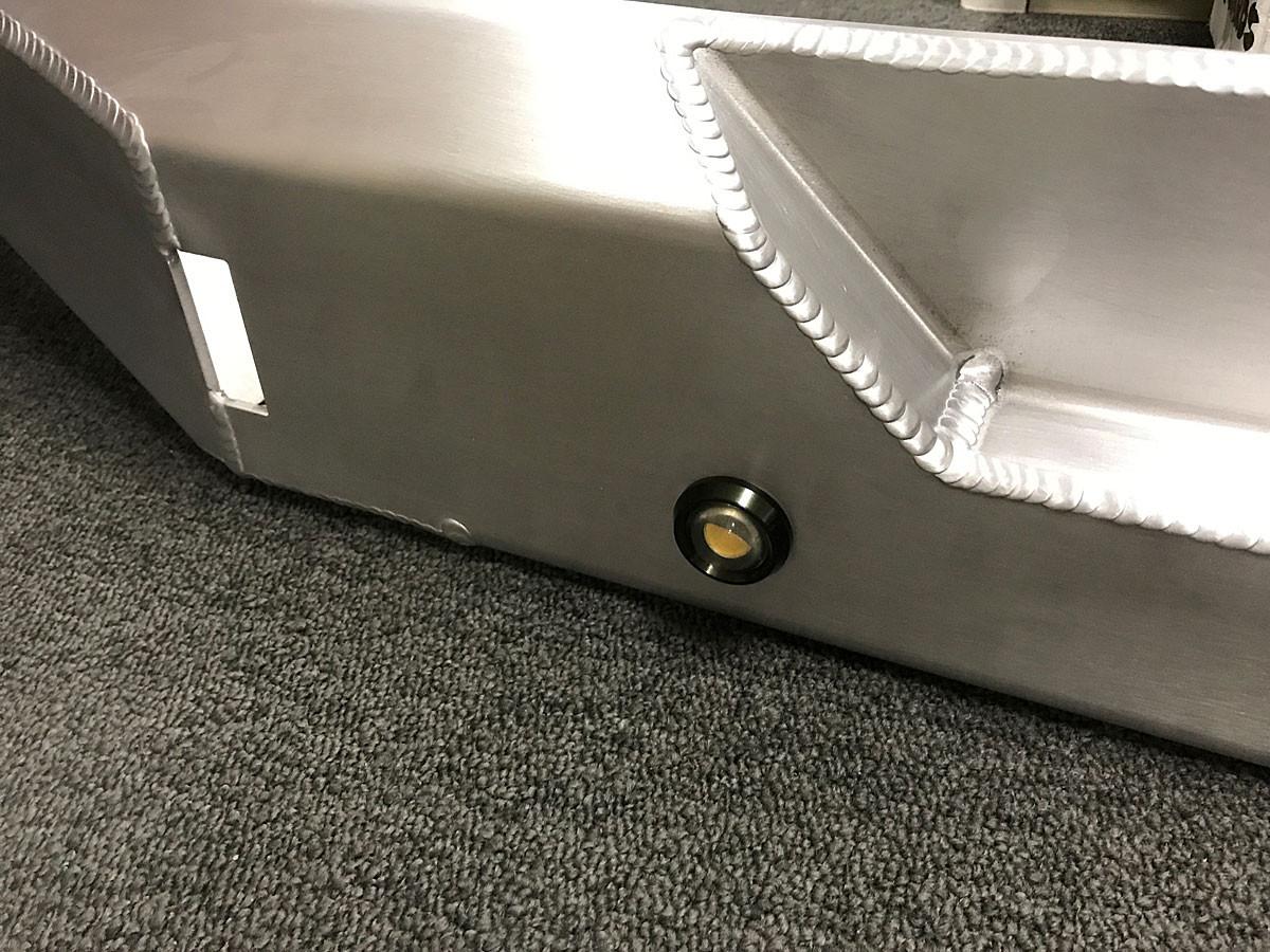 Don't have the back up sensors? Put in some LED back up lights!
