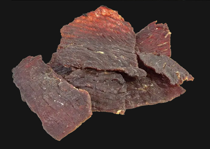 You can see the quality in this jerky!