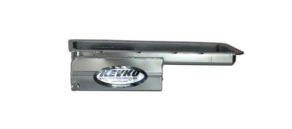 Kevko Racing oil pan for the LS V8, passenger side