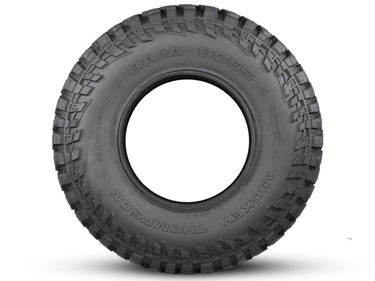 Mickey Thompson Baja Boss Extreme Mud Terrain Tire