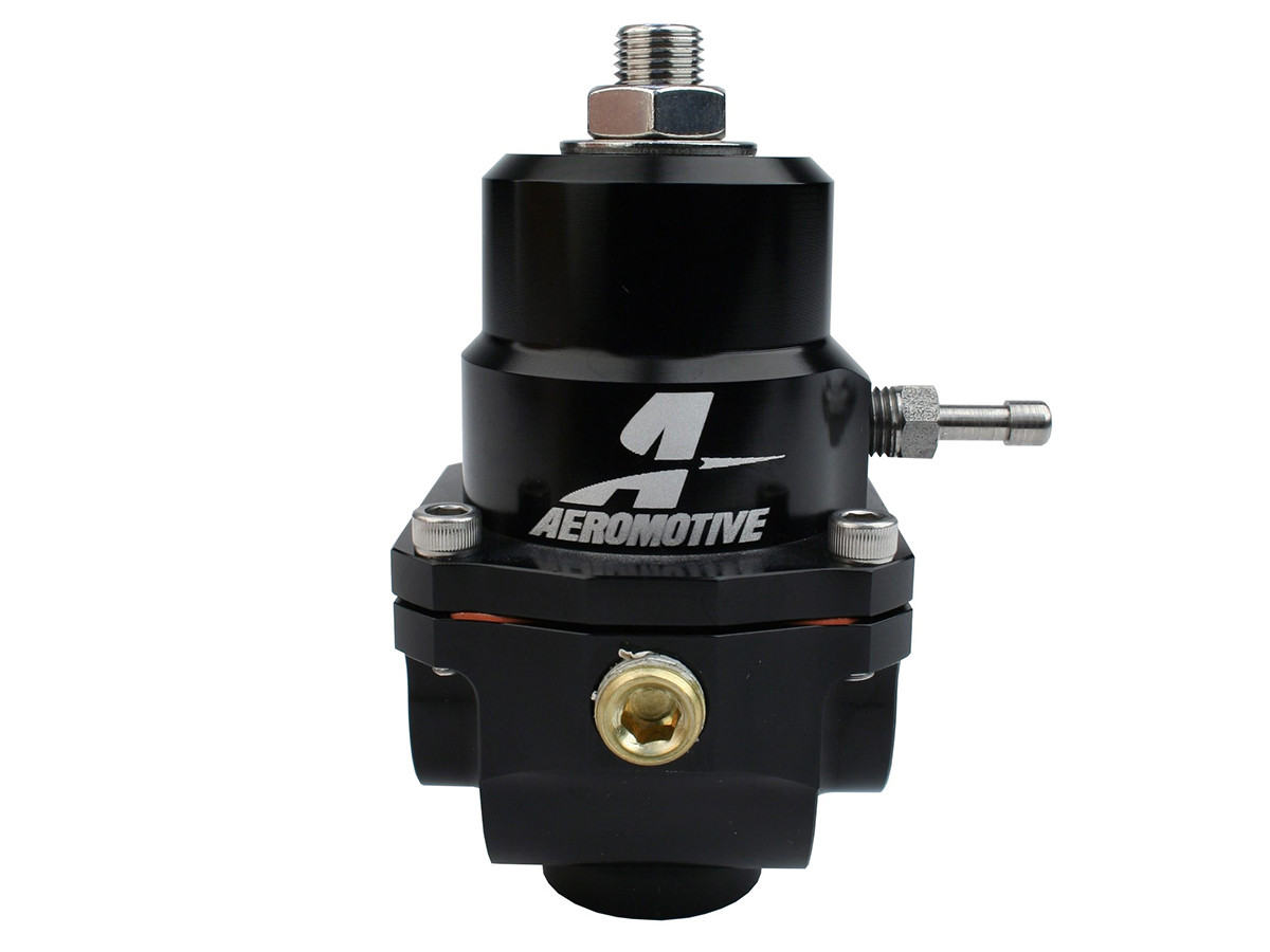 Aeromotive Fuel Regulator for EFI (13303), gauge sold separately
