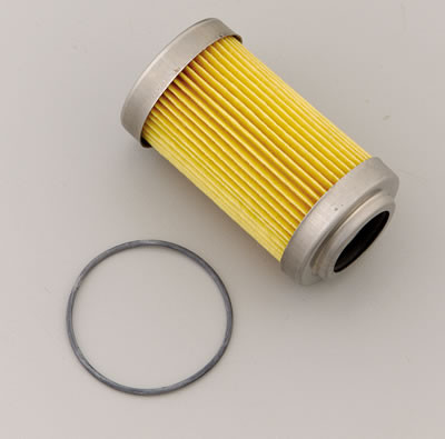 Replacement fuel filter element 12601