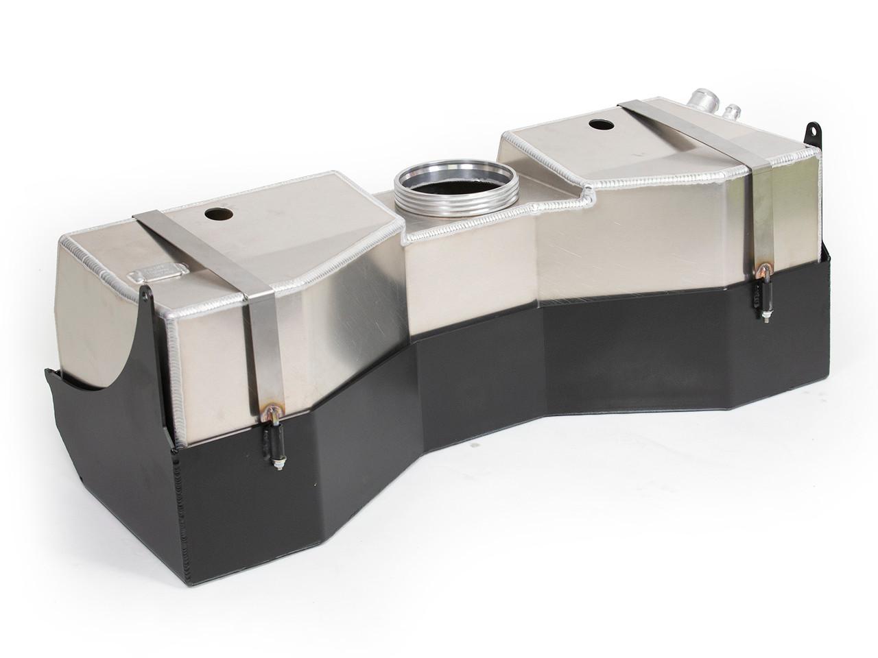 GenRight Crawler 15 Gallon ALIEN Gas Tank & Skid Plate, TJ & LJ