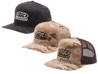 GenRight Multicam Snapback Cap Options