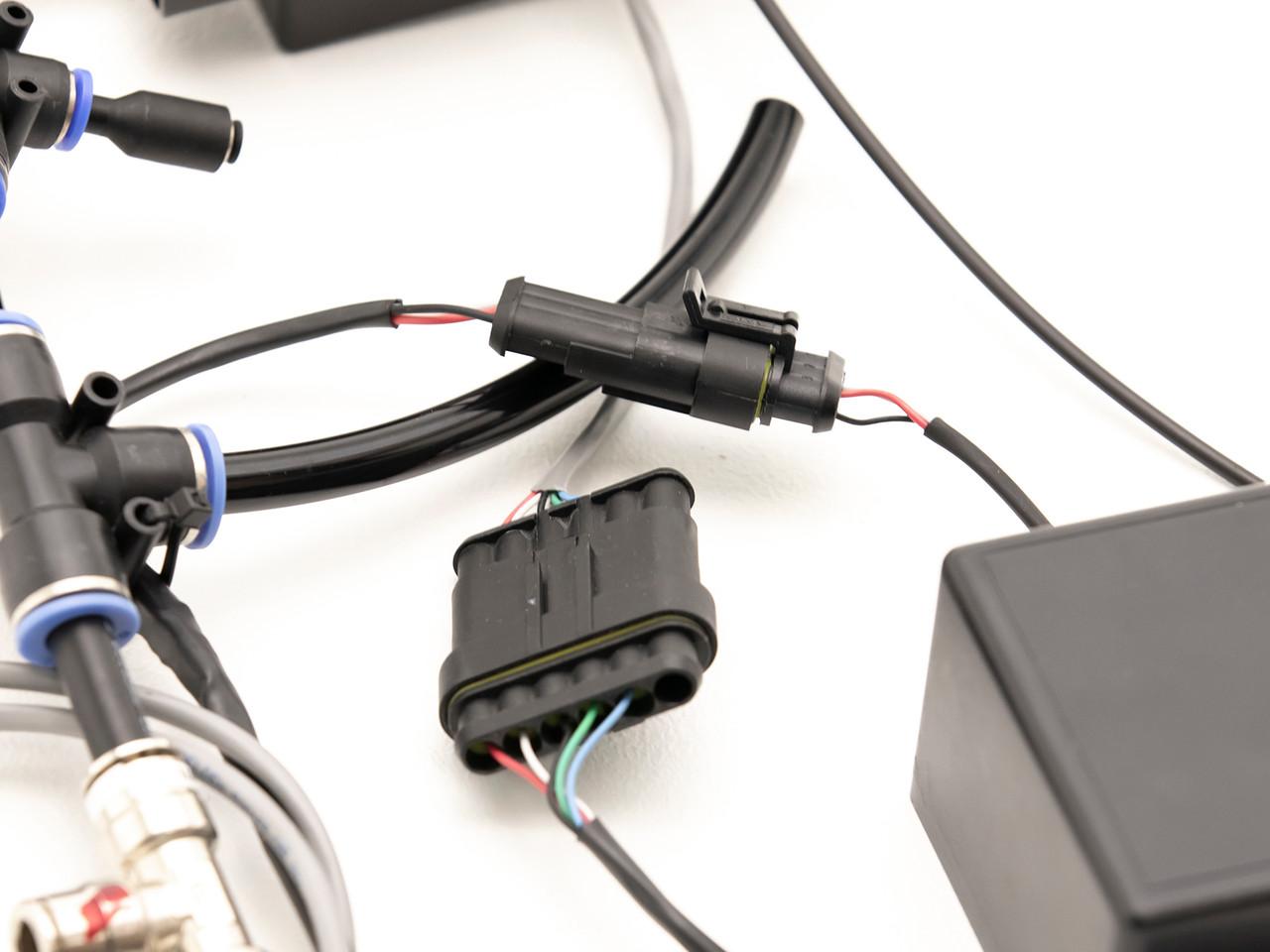 Plug and play installation