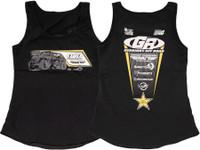 GenRight KOH 2020 Women's Team Edition Black Tank Top