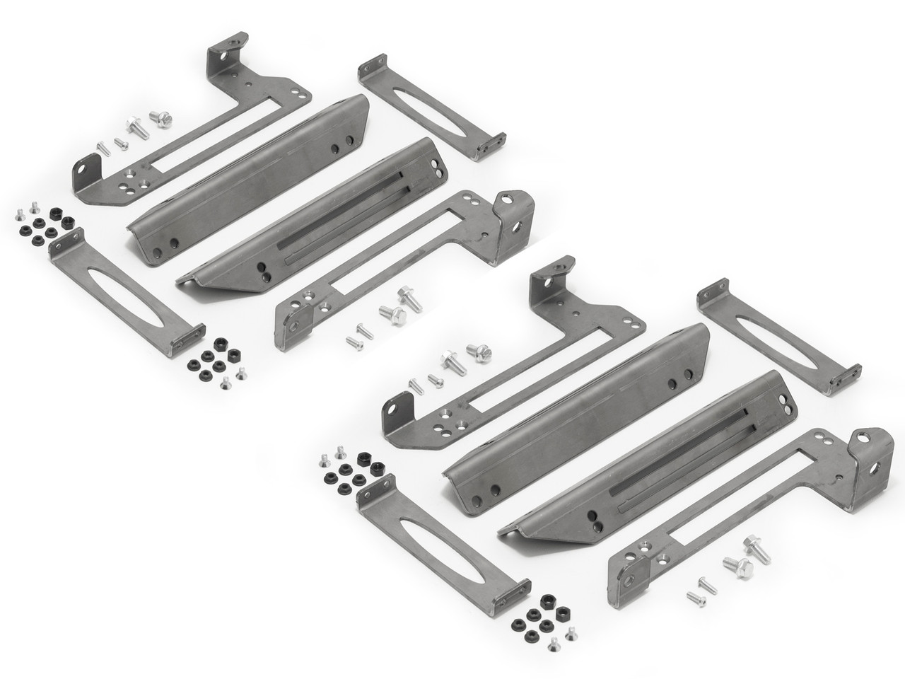 Adjustable Height & Angle Seat Mounts for the Jeep TJ or LJ