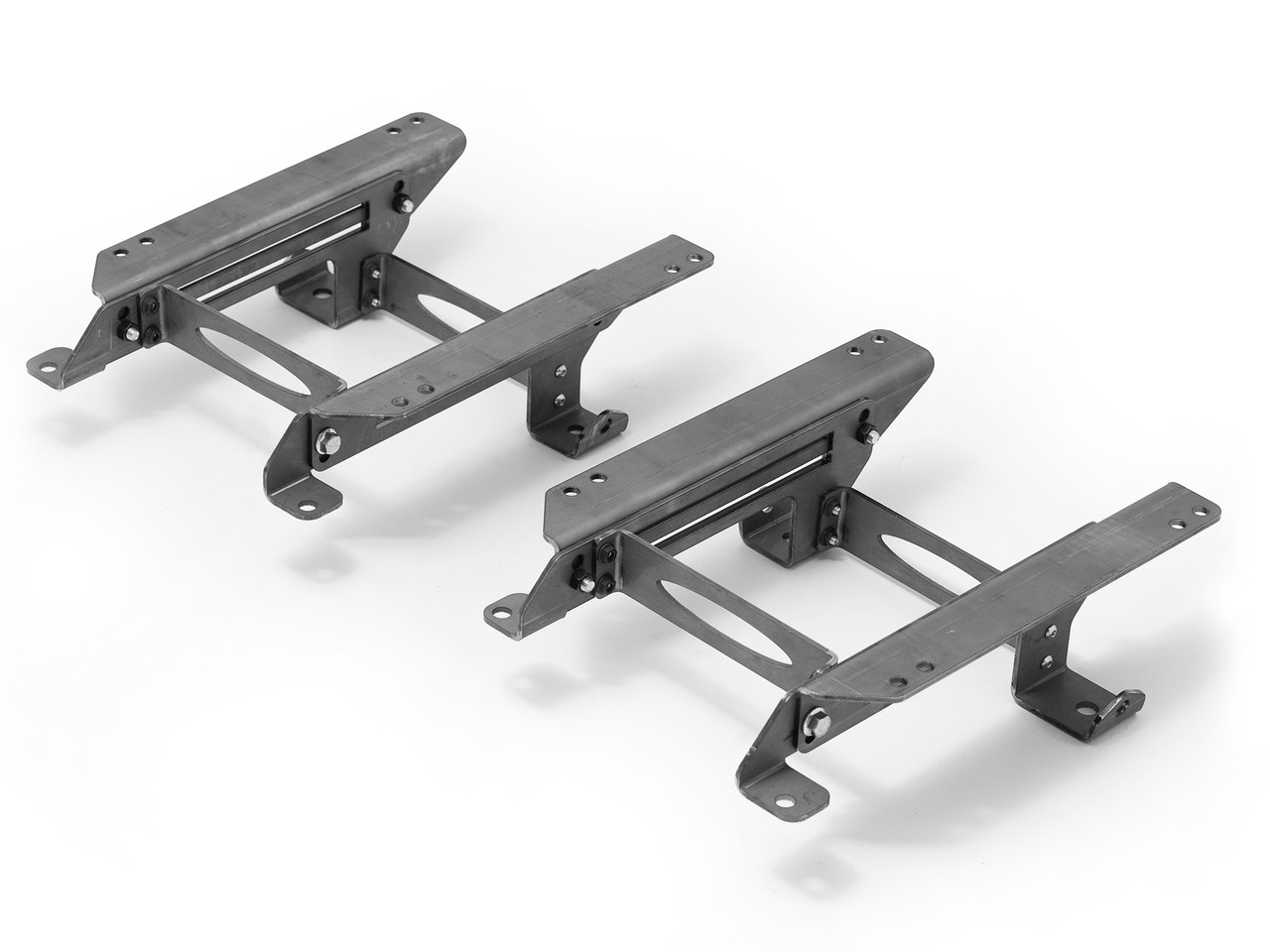 BKT-5800 Adjustable Height & Angle Seat Mounts for the Jeep TJ or LJ