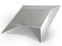 Aluminum Roof for LJ Fastback Roll Cage