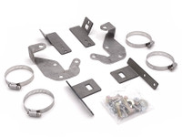 Soft top bracket kit for the GenRight 2 door roll cage