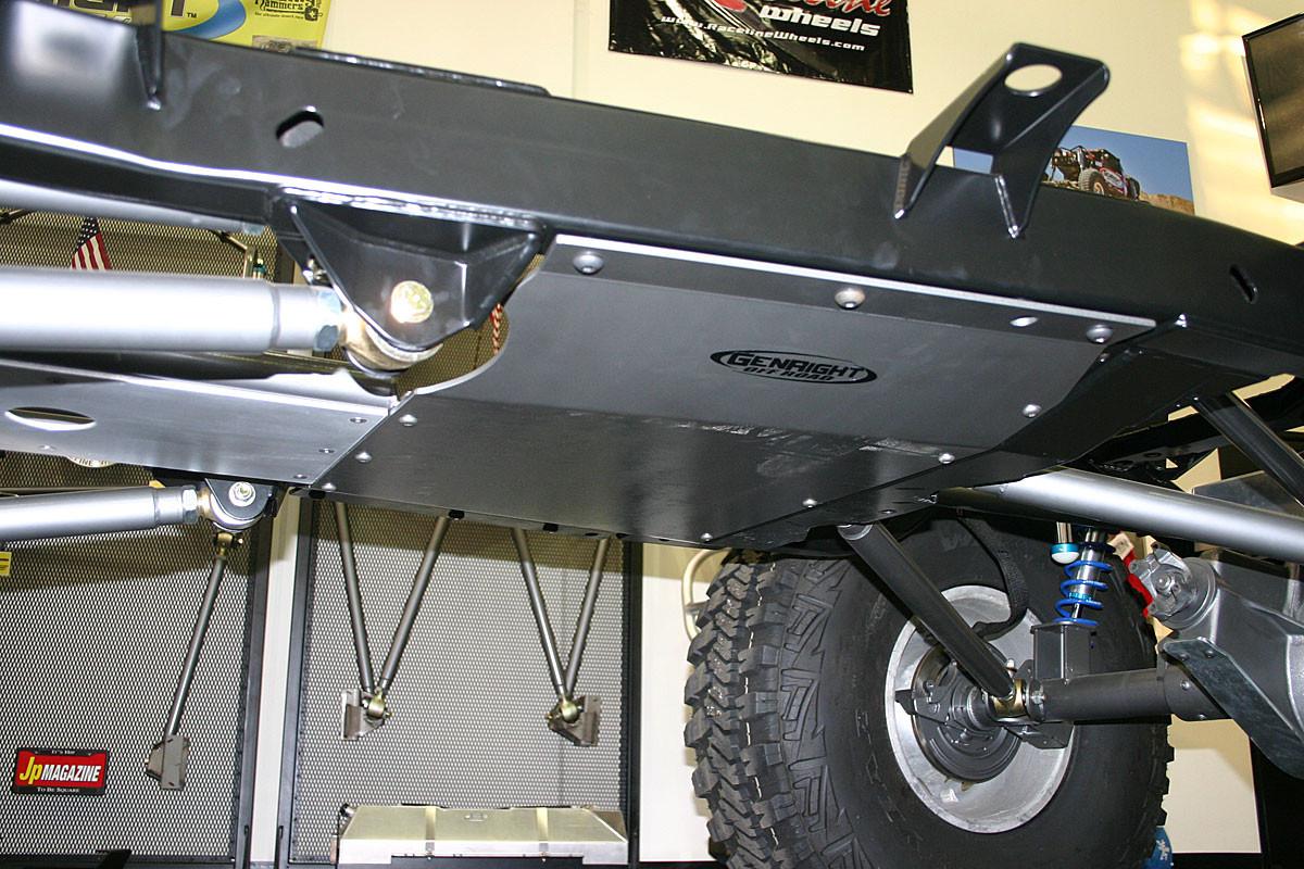 Jeep Wrangler Engine Parts