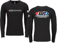 GenRight American Logo Long Sleeve Tee