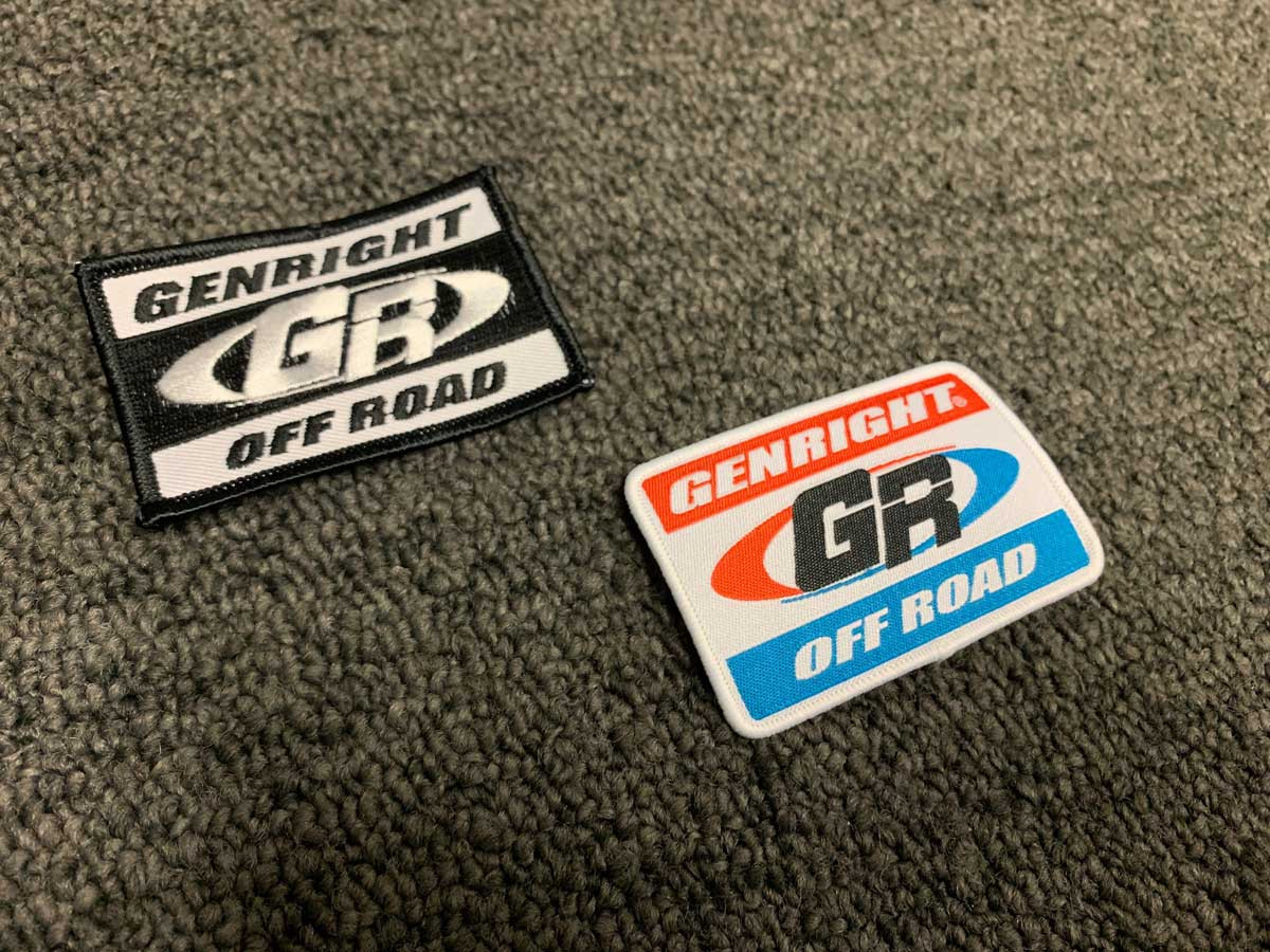 GenRight GR Patches