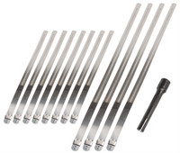 DEI Stainless Locking Ties for heat wrap
